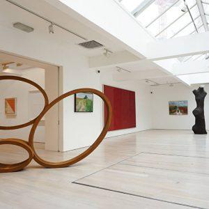 50 Years, 50 Artists @Annely Juda Fine Art, London  - GalleriesNow.net