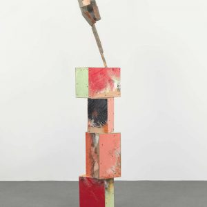 Phyllida Barlow: tilt @Hauser & Wirth West 22nd Street, New York  - GalleriesNow.net