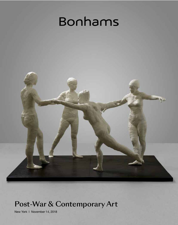 Bonhams Post-war Contemporary Art