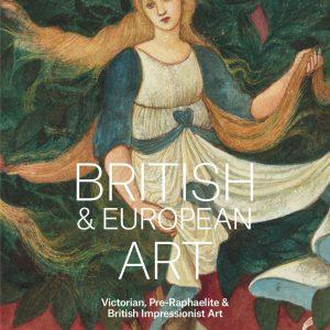 British Art: Victorian, Pre Raphaelite & British Impressionist Art @Christie's London, King Street, London  - GalleriesNow.net