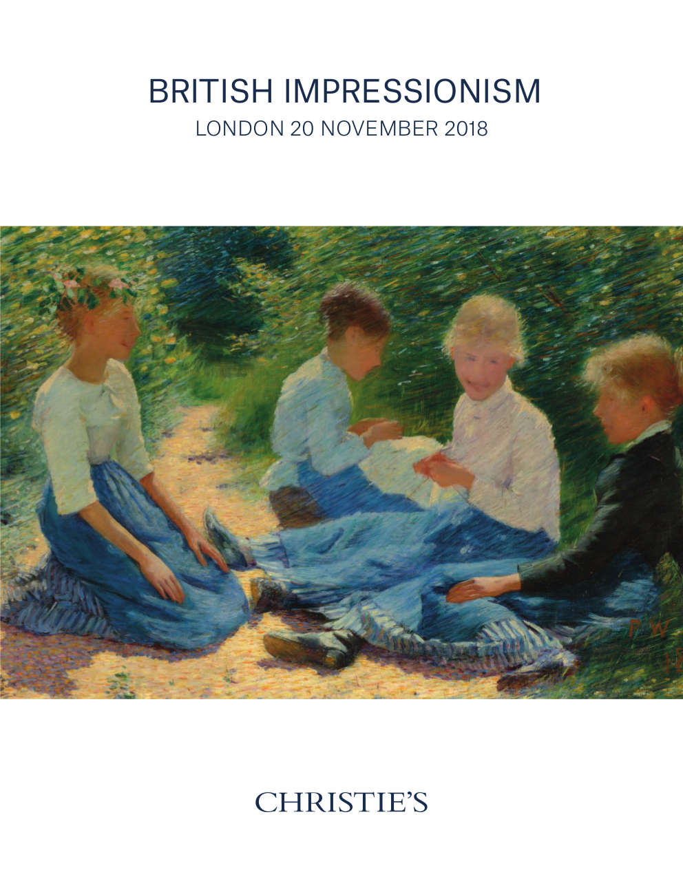 British Impressionism Christies London