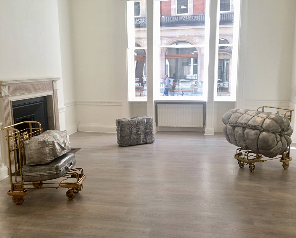 Cardi Gallery London Subodh Gupta 2