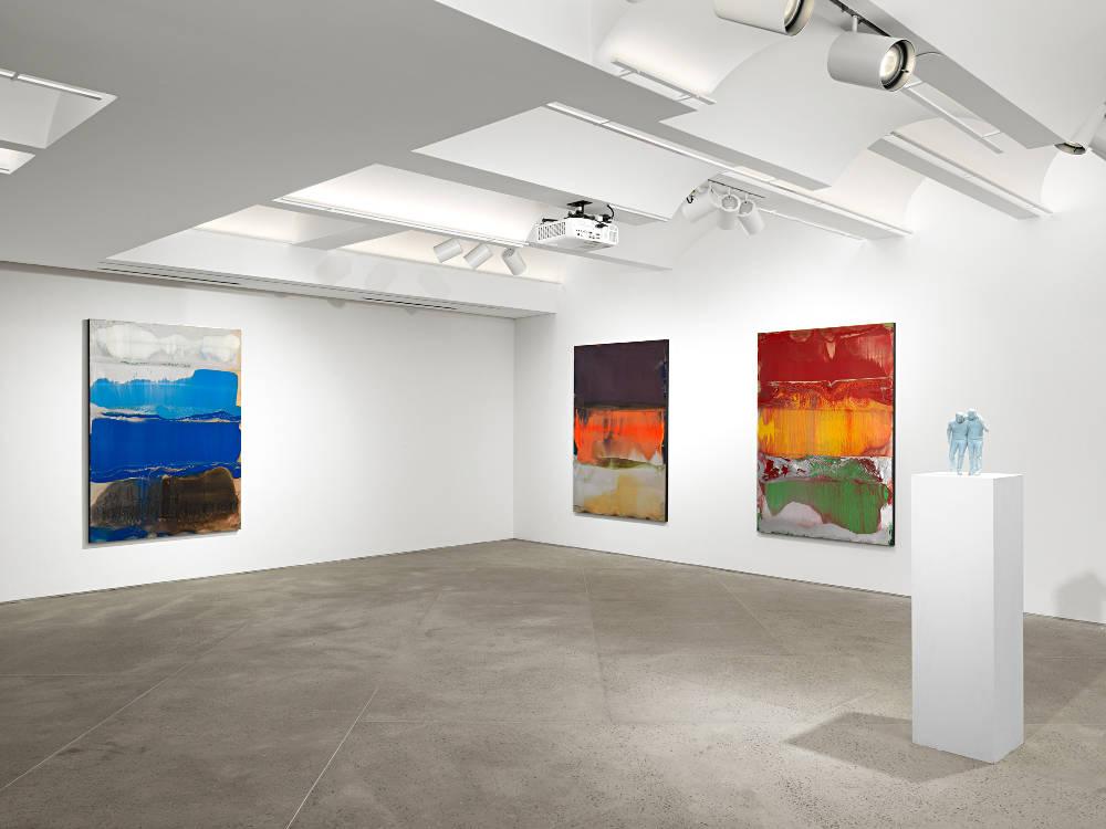 Christine Park Gallery Yuval Shaul 2