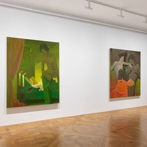 Lisa Yuskavage: New Paintings @David Zwirner East 69th St, New York  - GalleriesNow.net