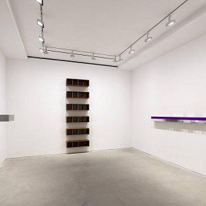 Flavin, Judd, McCracken, Sandback @David Zwirner, Hong Kong, Hong Kong  - GalleriesNow.net