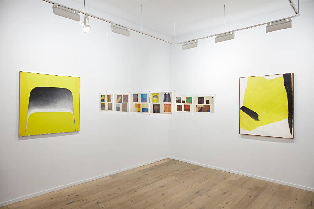 Galeria Nara Roesler New York Tomie Ohtake 1