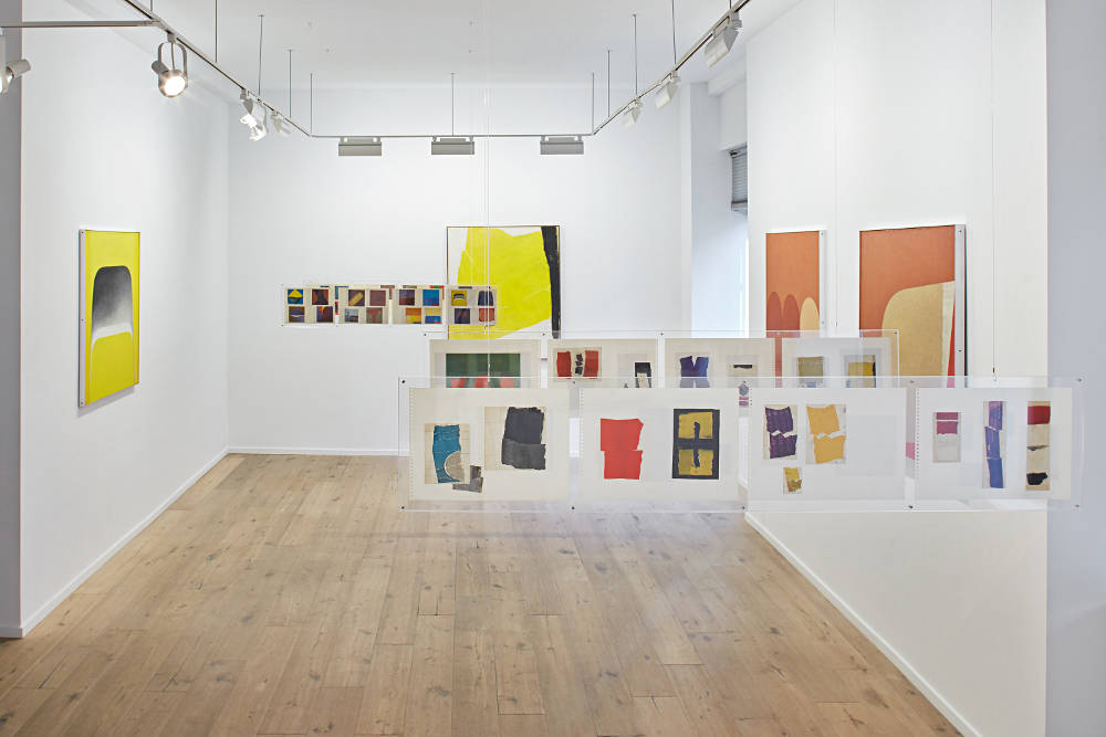 Galeria Nara Roesler New York Tomie Ohtake 2