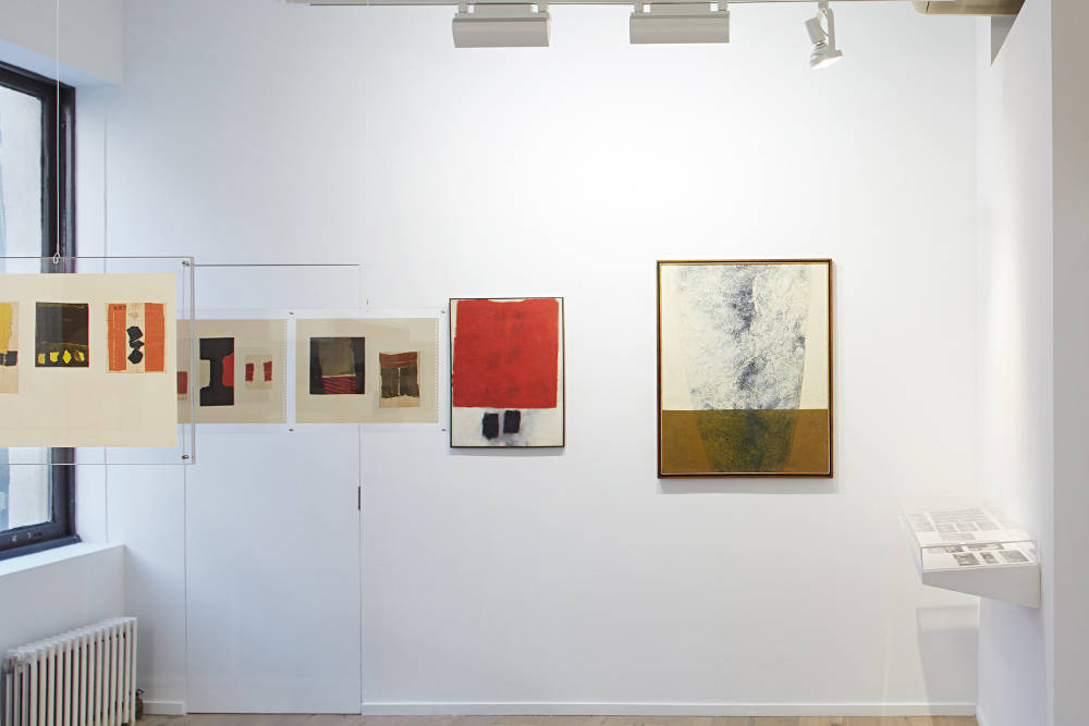 Galeria Nara Roesler New York Tomie Ohtake 3