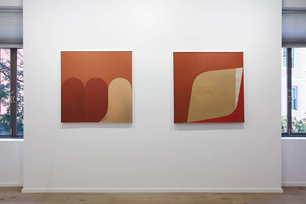 Galeria Nara Roesler New York Tomie Ohtake 4