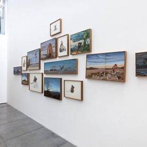 Alberto Baraya: Estudios Comparados de Paisaje @Galeria Nara Roesler Rio de Janeiro, Rio de Janeiro  - GalleriesNow.net