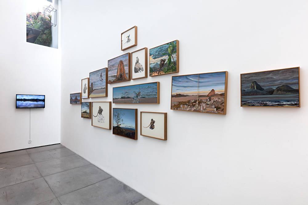 Galeria Nara Roesler Rio de Janeiro Alberto Baraya 1