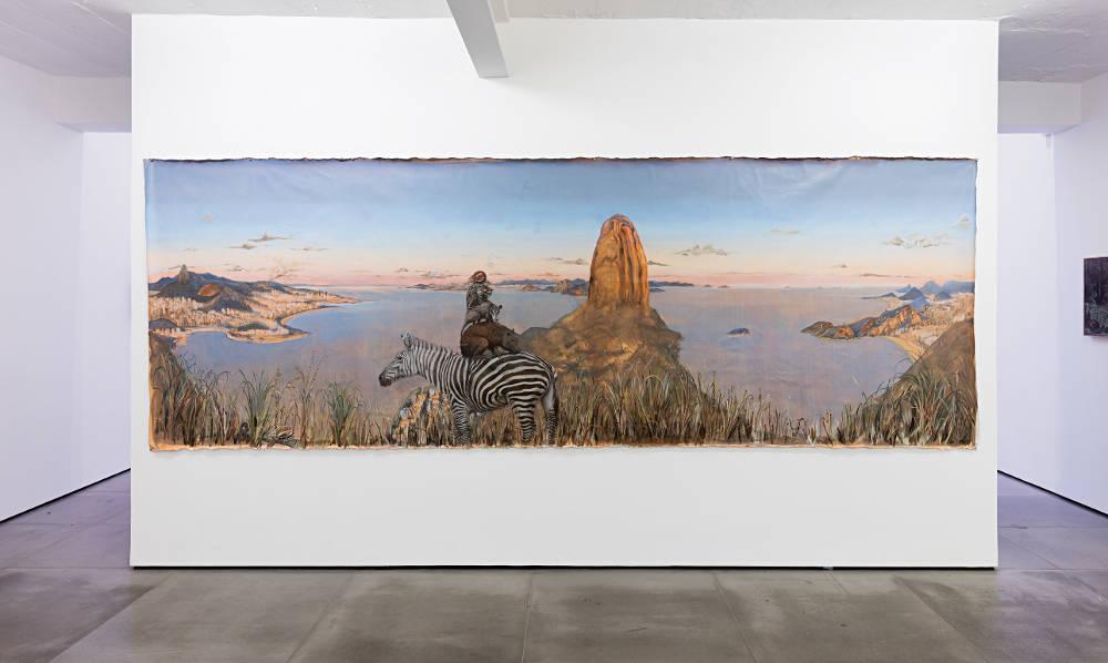 Galeria Nara Roesler Rio de Janeiro Alberto Baraya 7