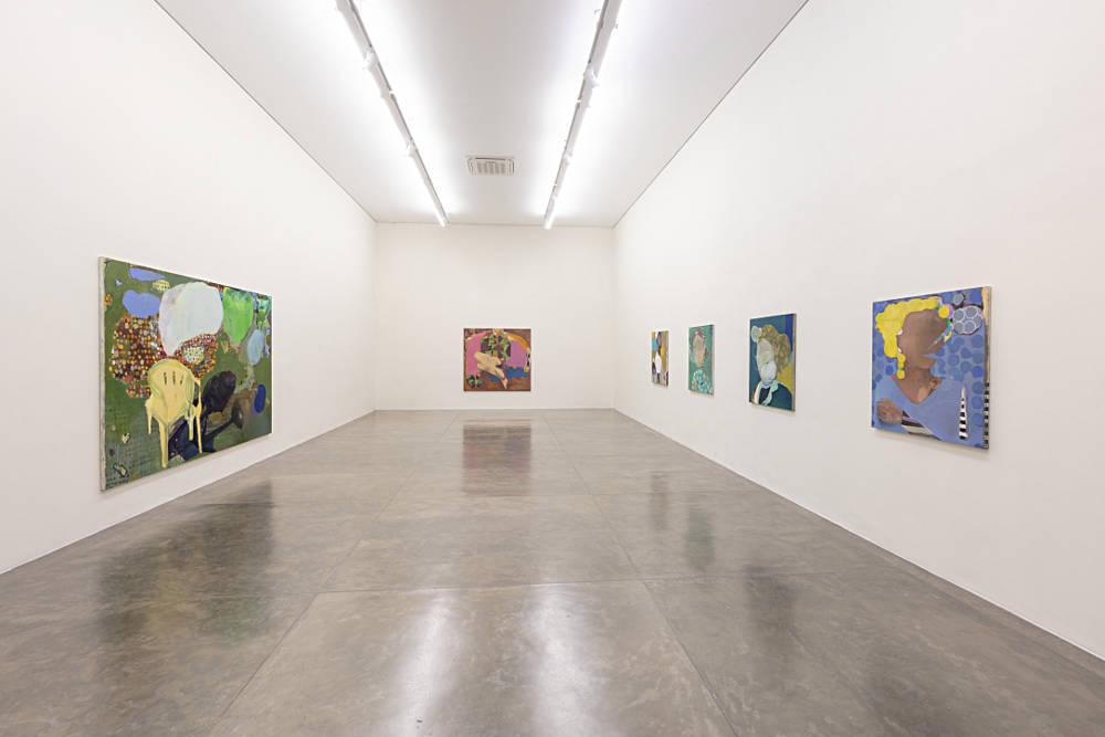 Galeria Nara Roesler Sao Paulo Cristina Canale 1