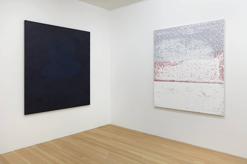 Galerie Buchholz Sergej Jensen 3