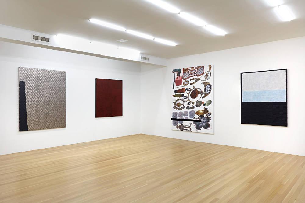 Galerie Buchholz Sergej Jensen 4