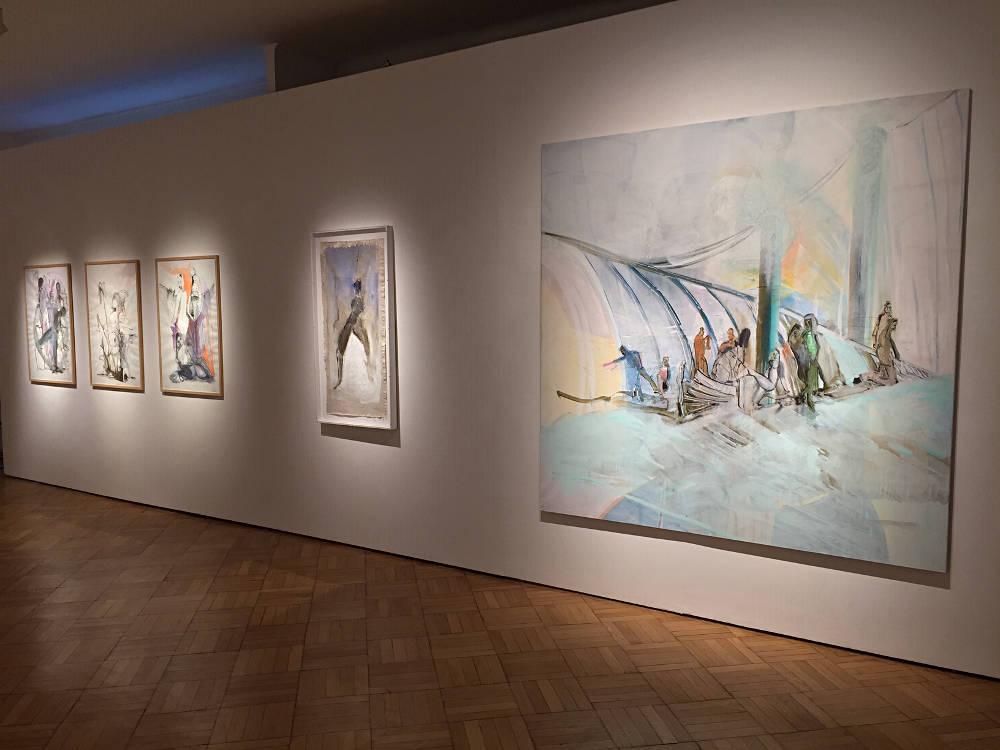 Galerie Ernst Hilger Clemens Kaletsch 2