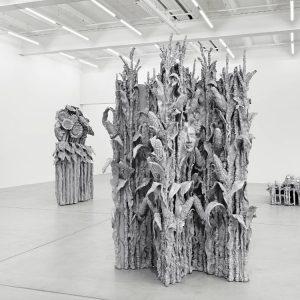 Jean-Marie Appriou: November @Galerie Eva Presenhuber, Zürich  - GalleriesNow.net