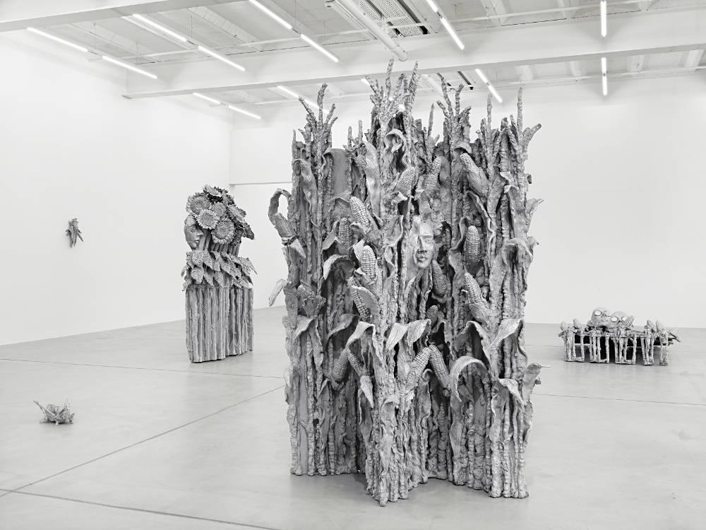 Galerie Eva Presenhuber Jean-Marie Appriou 2