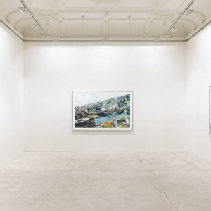 Erik Schmidt: Further up & Further in @Galerie Krinzinger, Vienna  - GalleriesNow.net