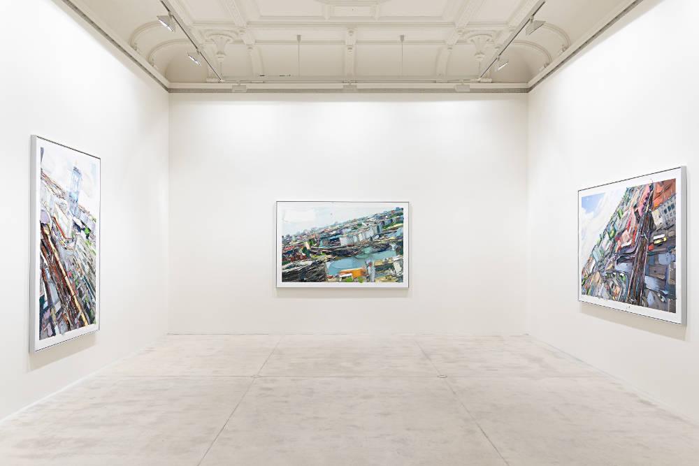 Galerie Krinzinger Erik Schmidt 1