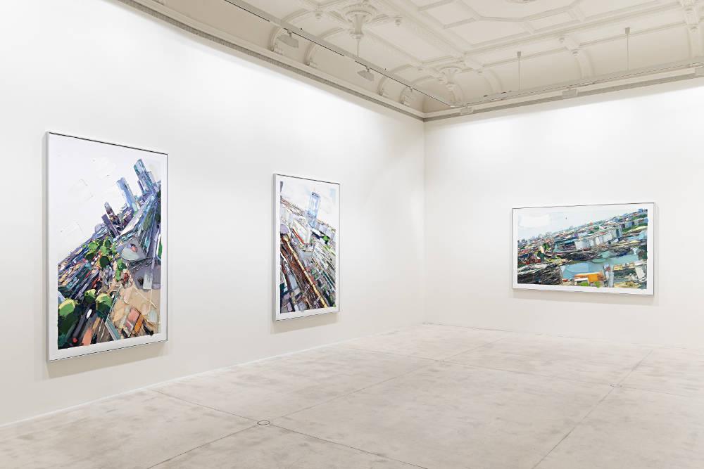 Galerie Krinzinger Erik Schmidt 2