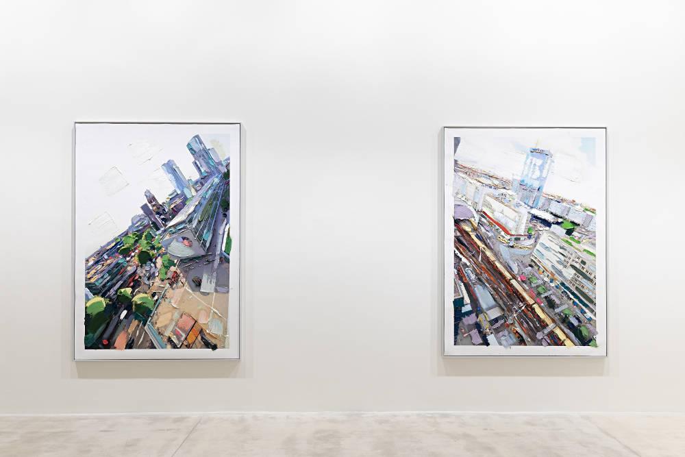 Galerie Krinzinger Erik Schmidt 3