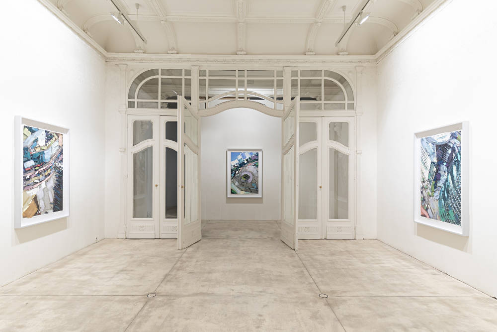 Galerie Krinzinger Erik Schmidt 4