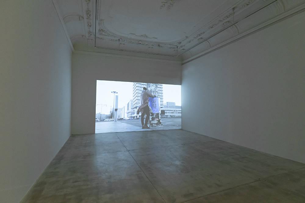Galerie Krinzinger Erik Schmidt 5