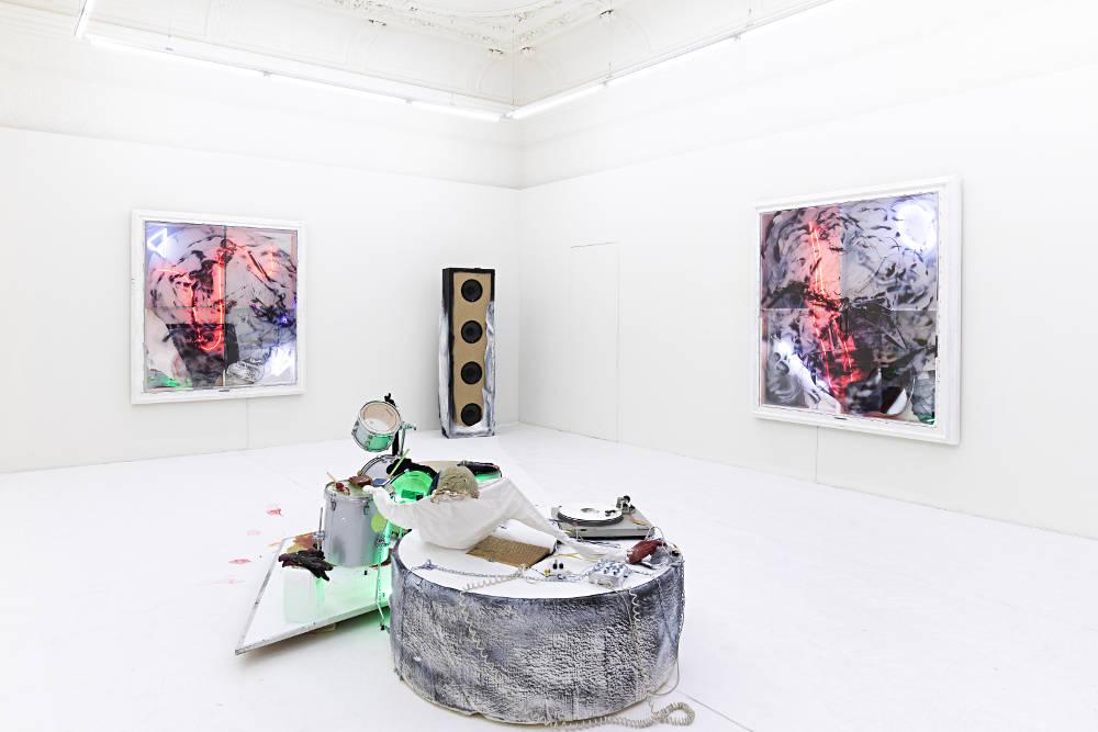 Galerie Krinzinger Joris van de Moortel 3