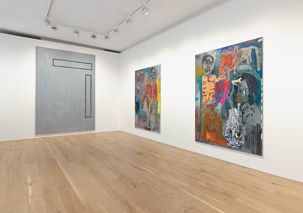 Galerie Max Hetzler London Andre Butzer 3