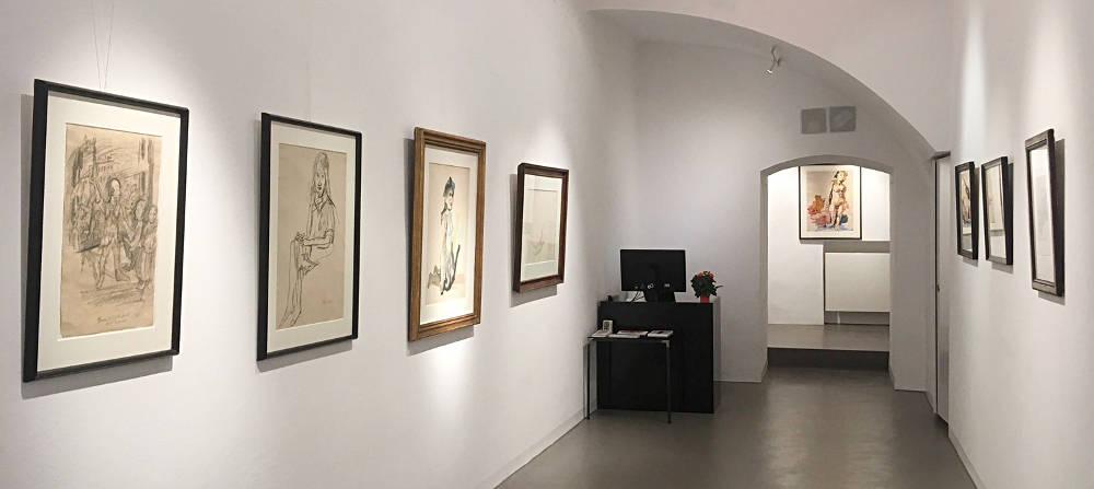 Galerie Ruberl Modern Masters 1