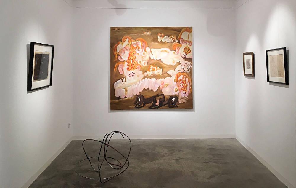 Galerie Ruberl Modern Masters 3