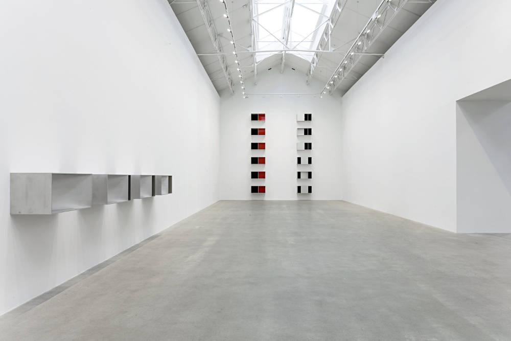 Galerie Thaddaeus Ropac Pantin Monumental Minimal 4