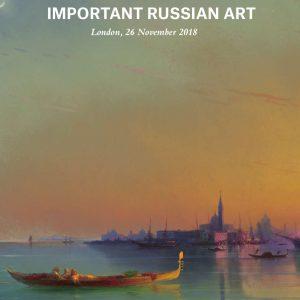 Important Russian Art @Christie's London, King Street, London  - GalleriesNow.net