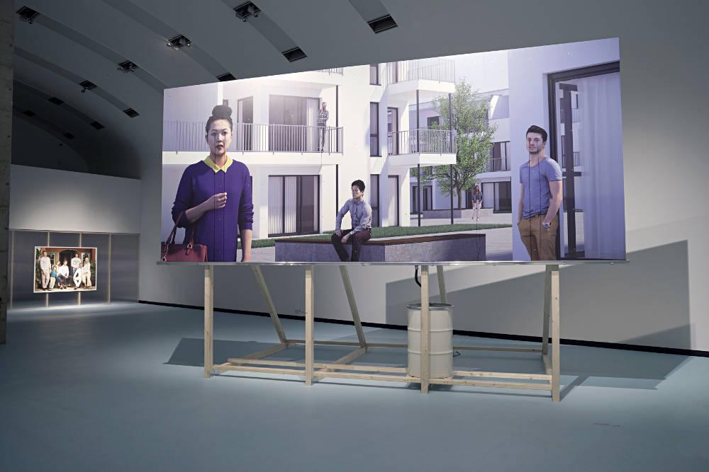 Kunsthalle Wien Museumsquartier Antarctica 1