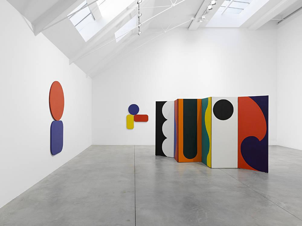 Lisson Gallery Leon Polk Smith 1