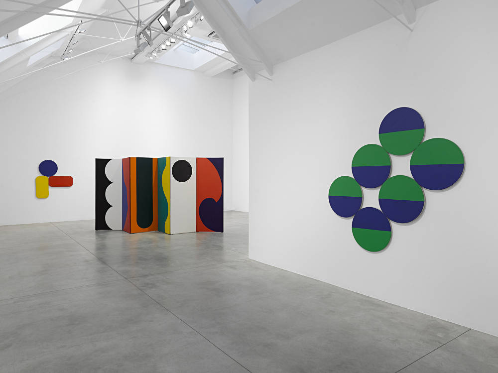 Lisson Gallery Leon Polk Smith 2