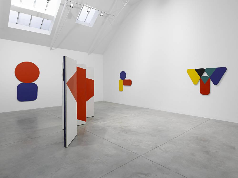 Lisson Gallery Leon Polk Smith 3
