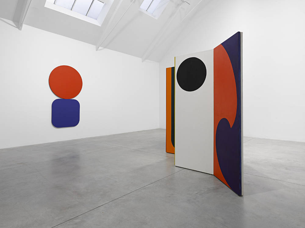 Lisson Gallery Leon Polk Smith 4