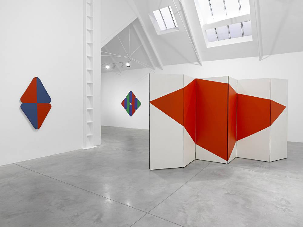 Lisson Gallery Leon Polk Smith 5
