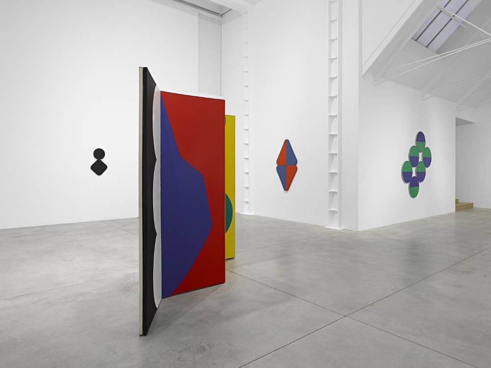 Lisson Gallery Leon Polk Smith 6