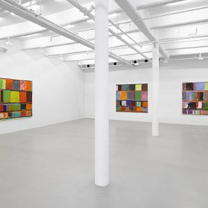 Stanley Whitney: In the Color @Lisson Gallery, New York 10th Av, New York  - GalleriesNow.net