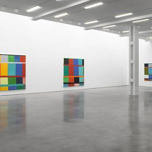 Stanley Whitney: In the Color @Lisson Gallery, New York, New York  - GalleriesNow.net