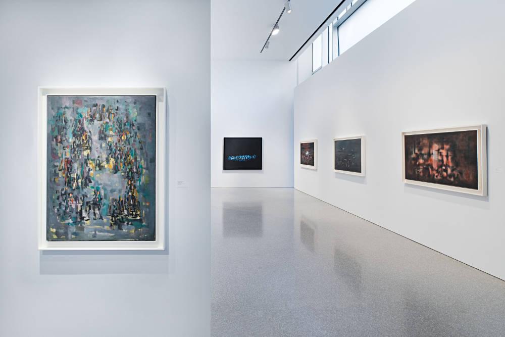 Michael Rosenfeld Gallery Norman Lewis 1