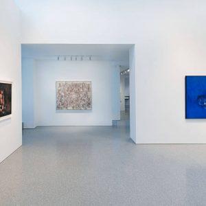 Norman Lewis: Looking East @Michael Rosenfeld Gallery, New York  - GalleriesNow.net