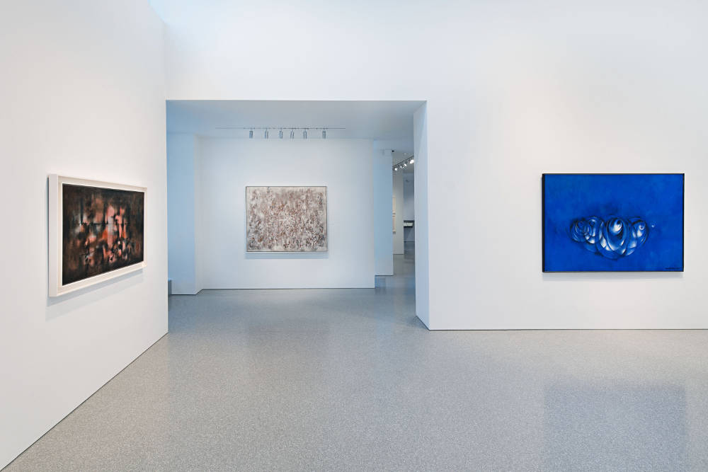 Michael Rosenfeld Gallery Norman Lewis 3