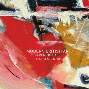 Modern British Art Evening Sale @Christie's London, King Street, London  - GalleriesNow.net