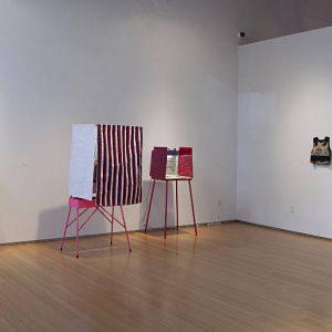 Michele Pred: Vote Feminist @Nancy Hoffman Gallery, New York  - GalleriesNow.net