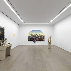Genesis Belanger & Emily Mae Smith: A Strange Relative @Perrotin, New York  - GalleriesNow.net