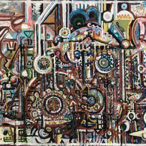 Michael Rosenfeld Gallery at Art Basel Miami Beach 2018 @Michael Rosenfeld Gallery, New York  - GalleriesNow.net